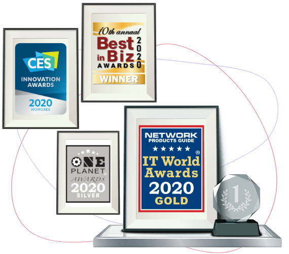 four pictures showing March's rewards as best start up for the period pain relief device and period tracker and ovulation tracker app